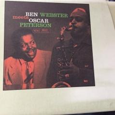 Ben Webster (Бен Уэбстер): Ben Webster Meets Oscar Peterson