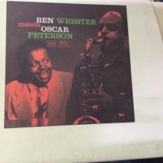 Ben Webster (Бен Уэбстер): Ben Webster Meets Oscar Peterson