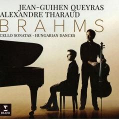 Alexandre Tharaud: Cello Sonatas & Hungarian Dances