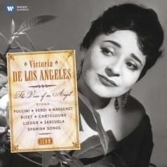 Victoria De Los Angeles: The Voice Of An Angel
