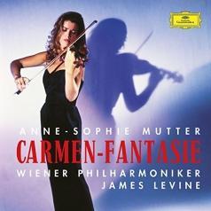 Anne-Sophie Mutter (Анне-Софи Муттер): Carmen-Fantasie