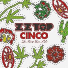 ZZ Top (Зи Зи Топ): Cinco: The First Five LP's