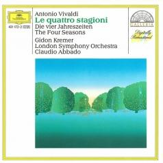 Claudio Abbado (Клаудио Аббадо): Vivaldi: Le Quattro Stagioni