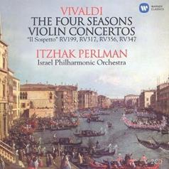 Itzhak Perlman (Ицхак Перлман): Four Seasons, Violin Concertos - Perlman, Israel Philharmonic Orchestra
