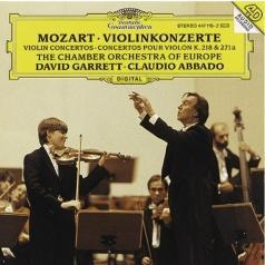 David Garrett (Дэвид Гарретт): Mozart: Violin Concerto No.7