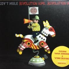 Gov't Mule (Говит Муле): Revolution Come...Revolution Go