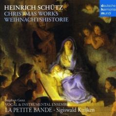 La Petite Bande: Christmas Works - Weihnachtshist