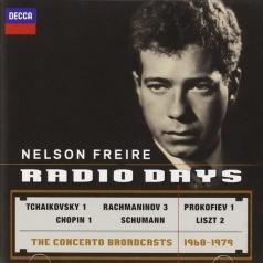 Nelson Freire (Нельсон Фрейре): Radio Days - The Concerto Broadcasts 1968-1979