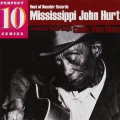 Mississippi John Hurt (Миссисипи Джон Хёрт): Candy Man Blues
