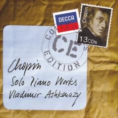 Vladimir Ashkenazy (Владимир Ашкенази): Chopin: The Piano Works