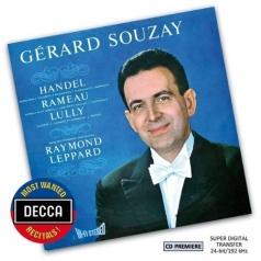 Gerard Souzay (Жерар Сузе): Handel, Rameau & Lully