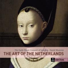 David Munrow (Дэвид Манроу): The Art Of The Netherlands