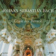 J.S. Bach (Иоганн Себастьян Бах): Genie Des Barock