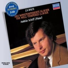Andras Schiff (Андраш Шифф): Bach: Well-Tempered Klavier