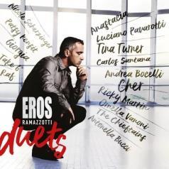 Eros Ramazzotti (Эрос Рамазотти): Eros Duets
