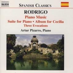 Artur Pizarro (АртурПисарро): Piano Music, Vol.2