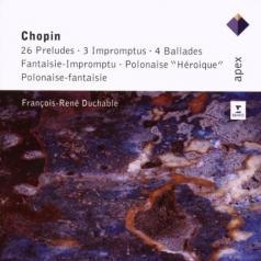 Francois-Rene Duchable (Франсуа Рене Де Шабель): Preludes, Impromptus, Ballades  Apex