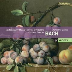 Boston Early Music Festival Orchestra (Бостонский фестиваль старинной музыки оркестр): Orchestral Suites Bwv 1066-69 & Triple Concerto