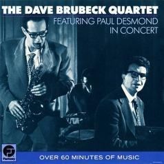 Dave Brubeck (Дэйв Брубек): Featuring Paul Desmond In Concert