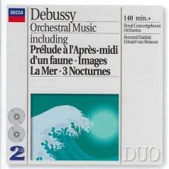 Bernard Haitink (Бернард Хайтинк): Debussy: Orchestral Music