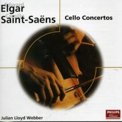 Julian Lloyd Webber (Джулиан Ллойд Уэббер): Elgar/Saint-Saens/Faur?: Cello Concertos/Elegie