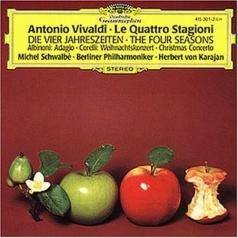 Herbert von Karajan (Герберт фон Караян): Vivaldi: Le quattro stagioni / Albinoni: Adagio /