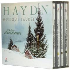 J. Haydn: Choral Works (Slip Case France Xmas 2002)