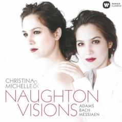 Christina Naughton (Кристина Нотон): Visions: Christina & Michelle Naughton
