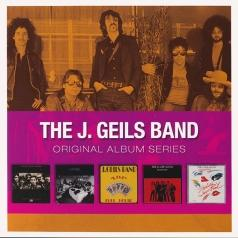 The J. Geils Band (Зе Гилс Банд): Original Album Series