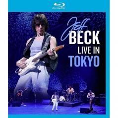 Jeff Beck (Джефф Бек): Live In Tokyo