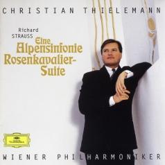 Christian Thielemann (Кристиан Тилеманн): Strauss, R.: Eine Alpensinfonie; Rosenkavalier-Sui