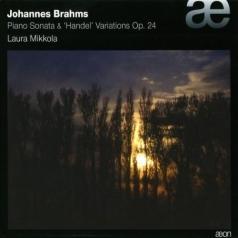 Laura Mikkola (Лаура Миккола): Piano Sonata & Handel Variations