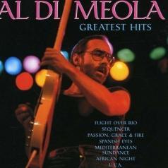 Al Di Meola (Аль ди Меола): Greatest Hits