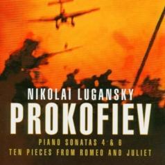 Nikolai Lugansky (Николай Луганский): Piano Sonatas 4 & 6, Romeo & Juliet Selection