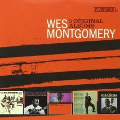 Wes Montgomery (Уэс Монтгомери): 5 Original Albums: Concord
