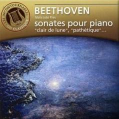 Maria-Joao Pires (Мария Жуан Пиреш): Piano Sonatas - Les Incontournables Du Classique