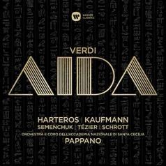 Pappano Kaufmann: Aida