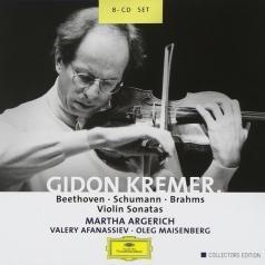 Gidon Kremer (Гидон Кремер): Violin Sonatas