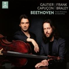Gautier Capuсon (Гаутиер Капусон): Cello Sonatas & Variations