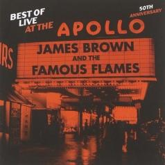 James Brown (Джеймс Браун): Best Of Live At The Apollo: 50th Anniversary