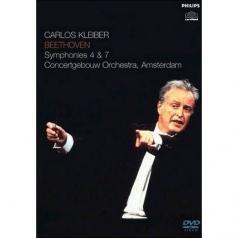 Carlos Kleiber (Карлос Клайбер): Beethoven: Symphonies 4 & 7