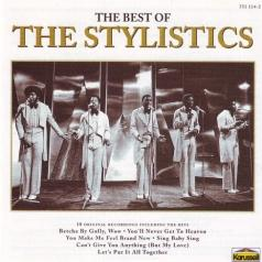 The Stylistics (Зе Стайлистикс): The Best Of The Stylistics