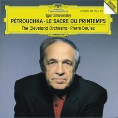 Pierre Boulez (Пьер Булез): Stravinsky: Rite Of Spring