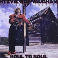 Stevie Ray Vaughan (Стиви Рэй Вон): Soul To Soul