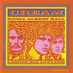Cream (Скреам): Royal Albert Hall London May 2-3-5-6 2005