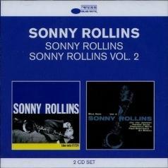 Sonny Rollins (Сонни Роллинз): Sonny Rollins/ Sonny Rollins Vol.2
