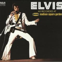 Elvis Presley (Элвис Пресли): Elvis: As Recorded At Madison Square Garden