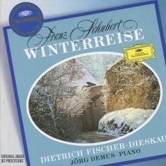 Dietrich Fischer-Dieskau (Дмитрий Фишер-Дискау): Schubert:Winterreise
