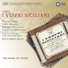 Riccardo Muti (Риккардо Мути): I Vespri Siciliani