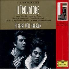 Herbert von Karajan (Герберт фон Караян): Verdi: Il Trovatore